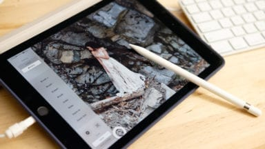 Photographer's Review – iPad Pro