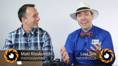 Switching to the Sony A7R Mark II with Matt Kloskowski