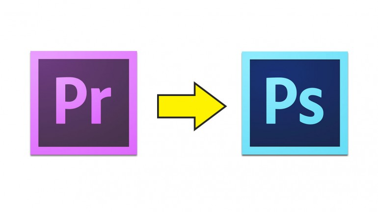 Jump From Premiere Pro To Photoshop And Back