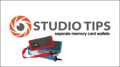 Studio Tip: Never Overwrite a Memory Card Again!