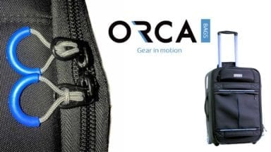 Real-world Review: ORCA Carry-On Wheeled Suitcase