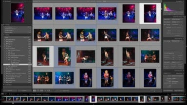 A Client-Centric Approach to Lightroom Folders