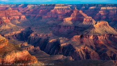 Photographing the South Rim of the Grand Canyon