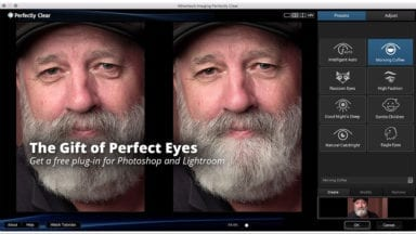 Want a Free Plug-in? We've got Perfect Eyes for You