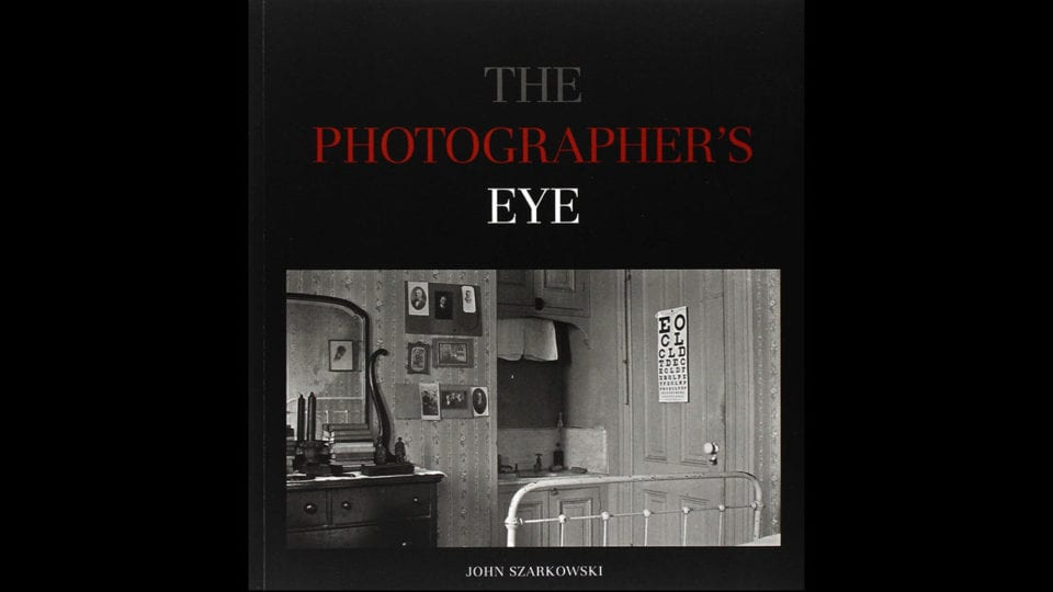Book Review:  The Photographer's Eye