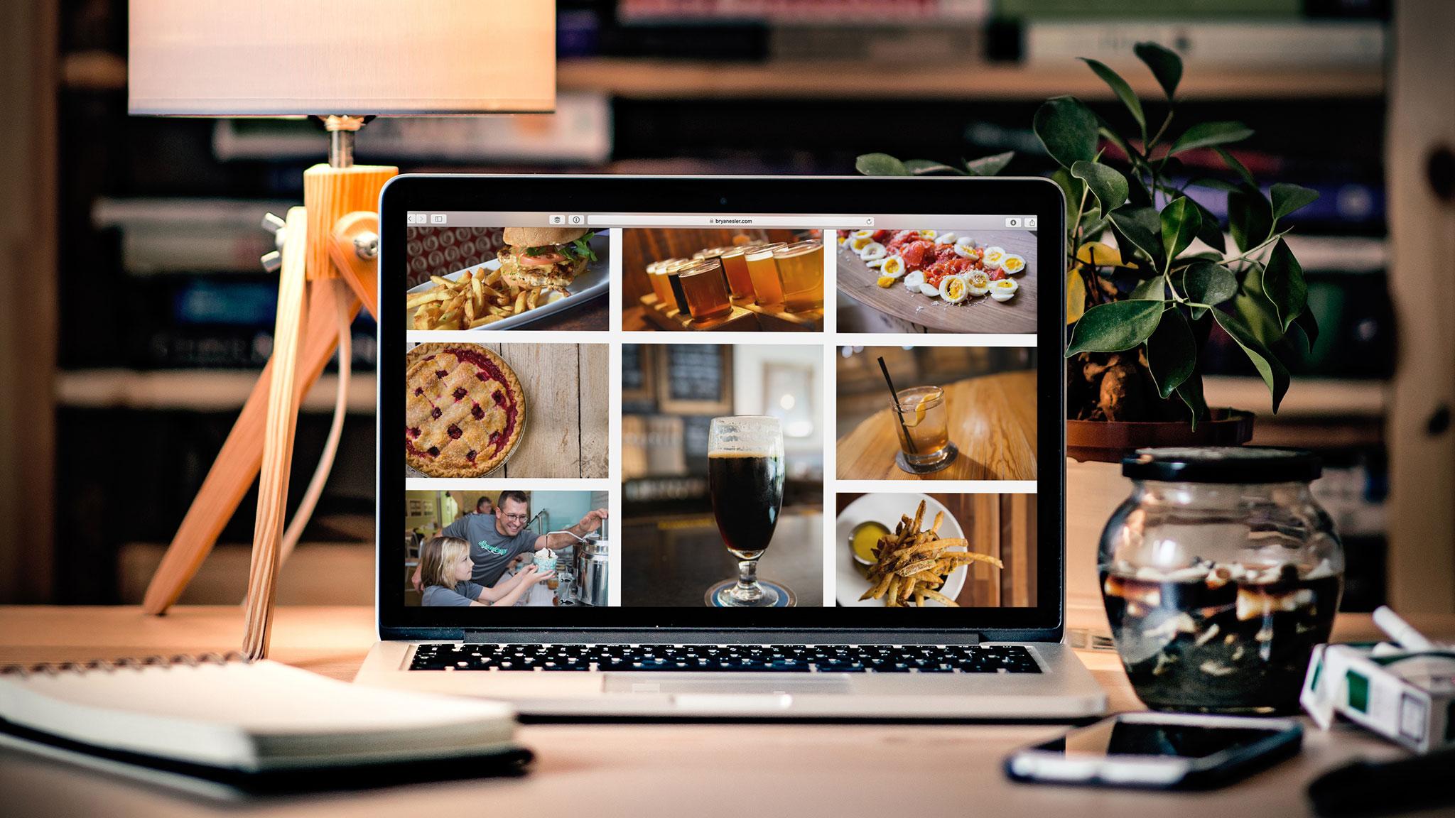 Five Steps to a Successful Portfolio Website