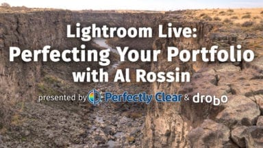 Lightroom Live: Perfecting Your Portfolio with Al Rossin