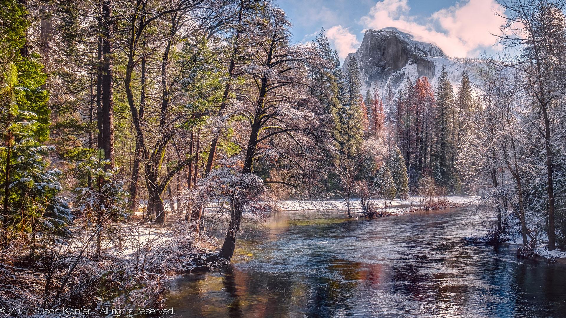 Half Dome, Yosemite-2