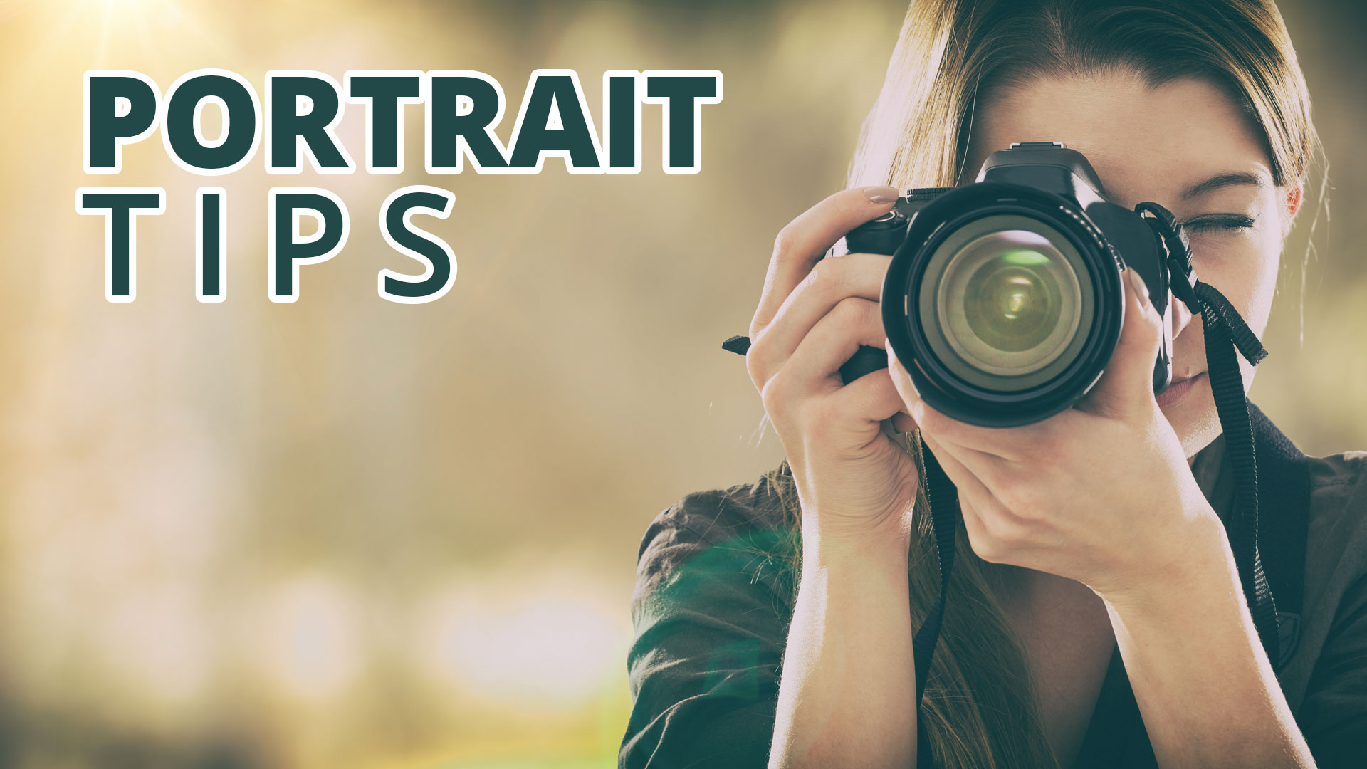 Portrait Tips: Try color to liven up a shoot