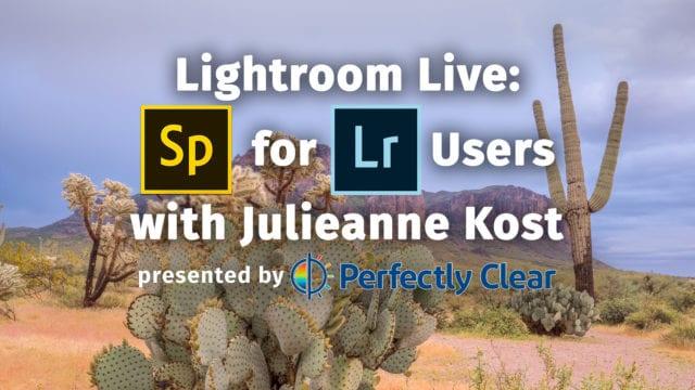 Lightroom Live: Adobe Spark with Julieanne Kost