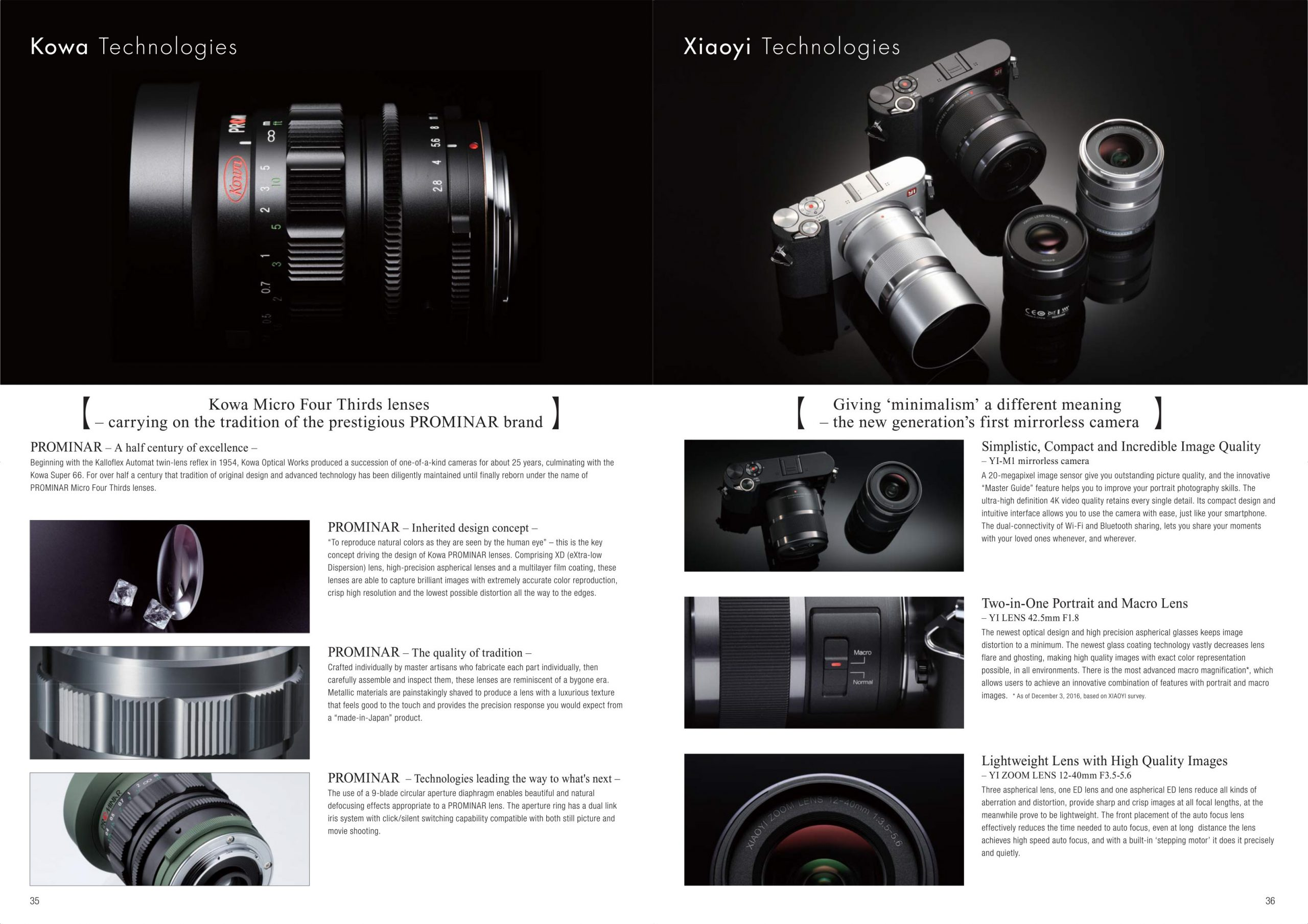 Everything You Need To Know About Micro 4/3 Lenses | Photofocus