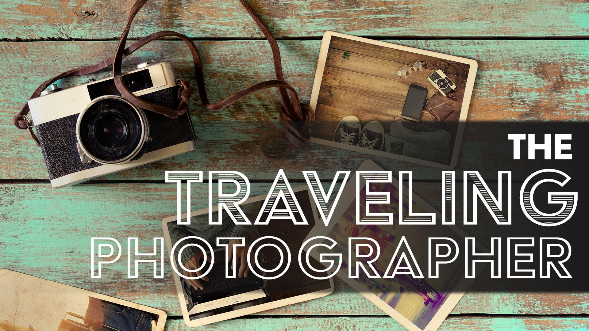 The Traveling Photographer Column on Photofocus.com