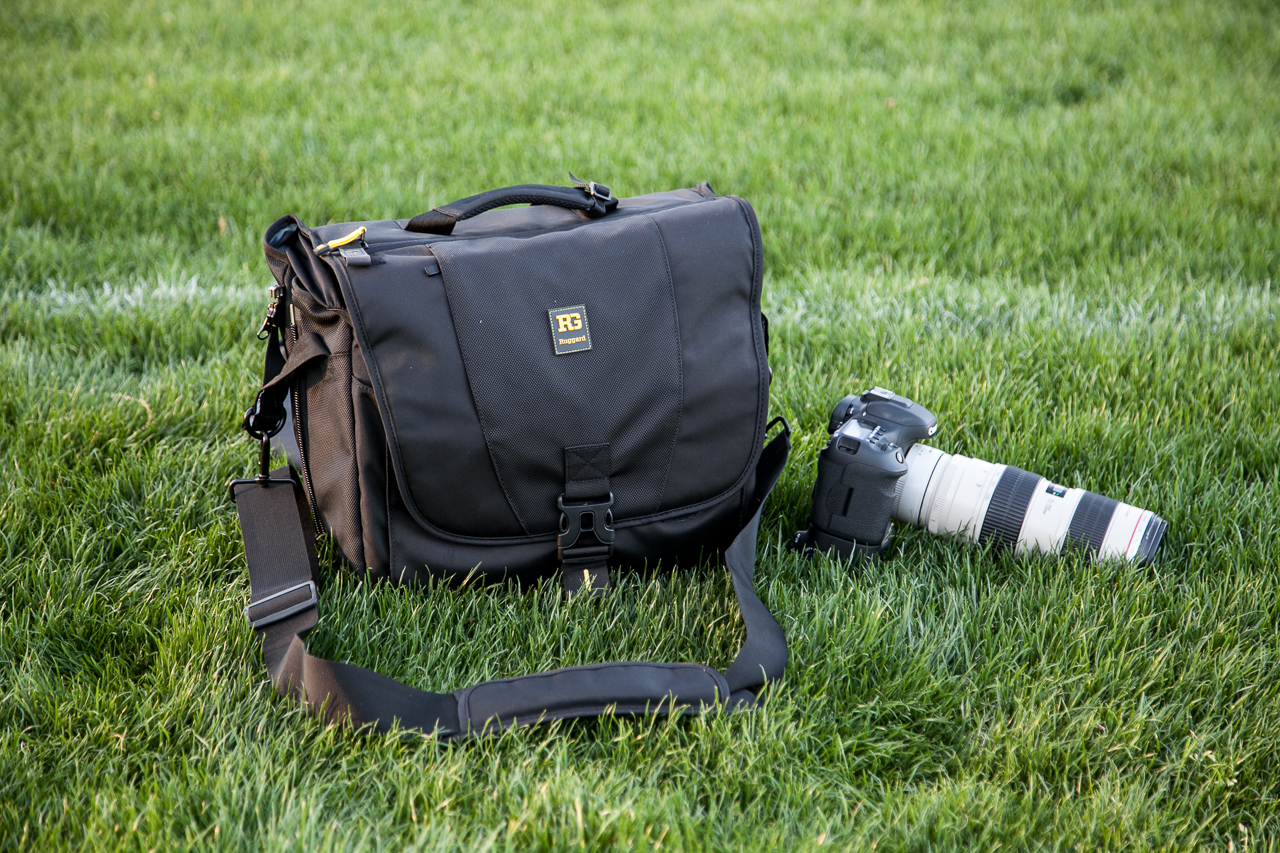 Review: Legion 65 Messenger Bag by Ruggard