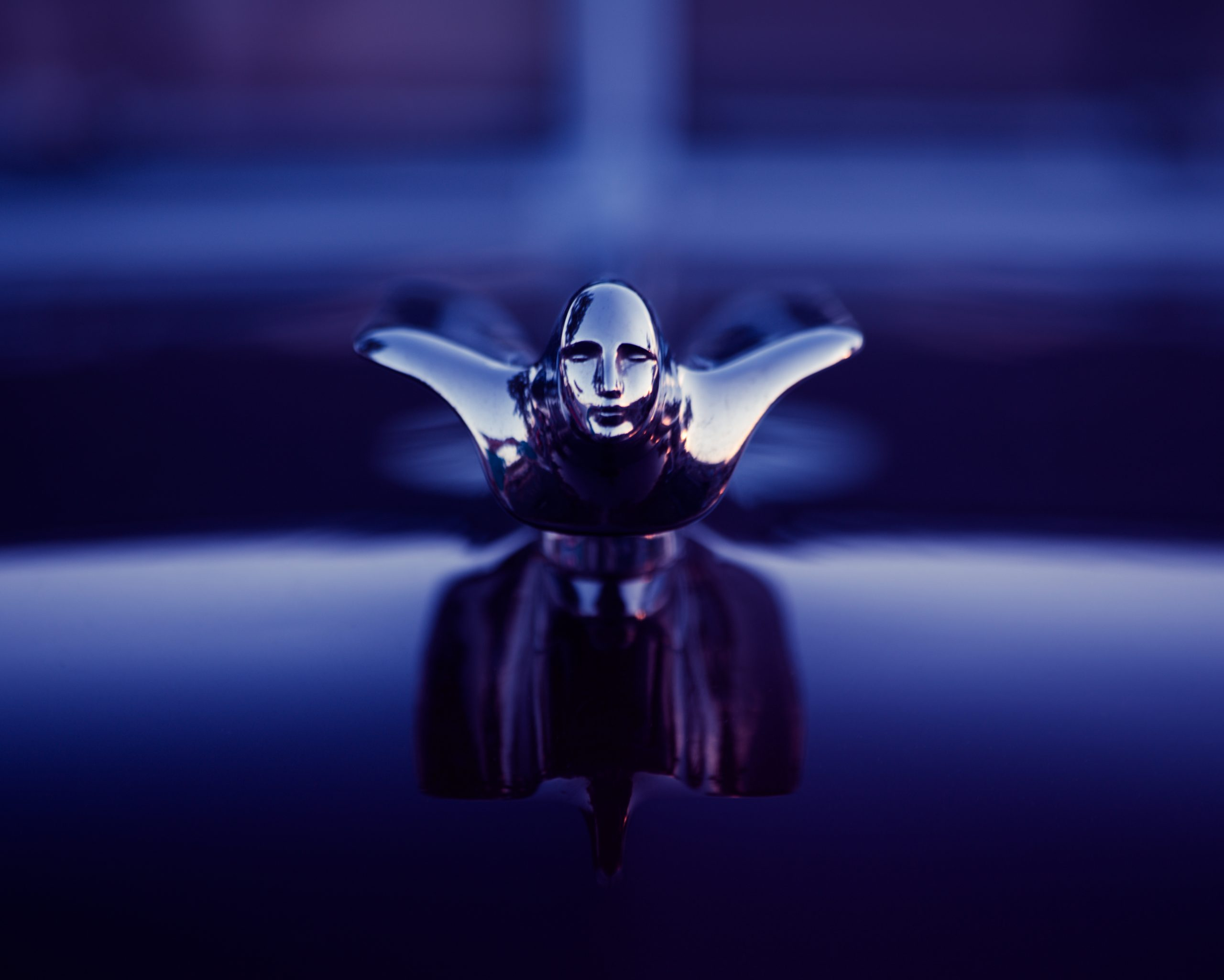 Buick V8 Hood Ornament ©Lauri Novak