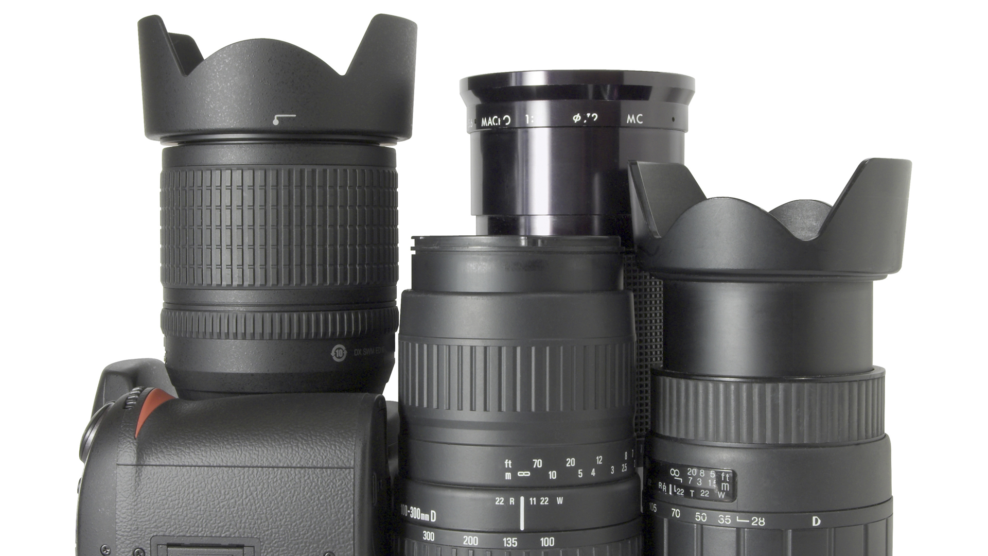 Featured -Take Control of Your Intelligent DSLR