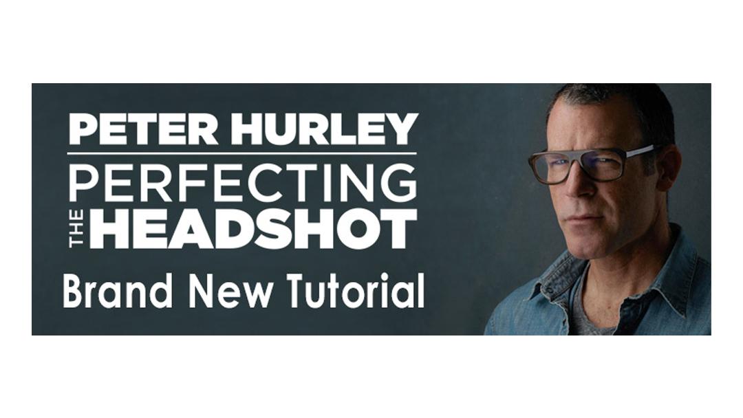 Peter Hurley Perfecting the Headshot 8B