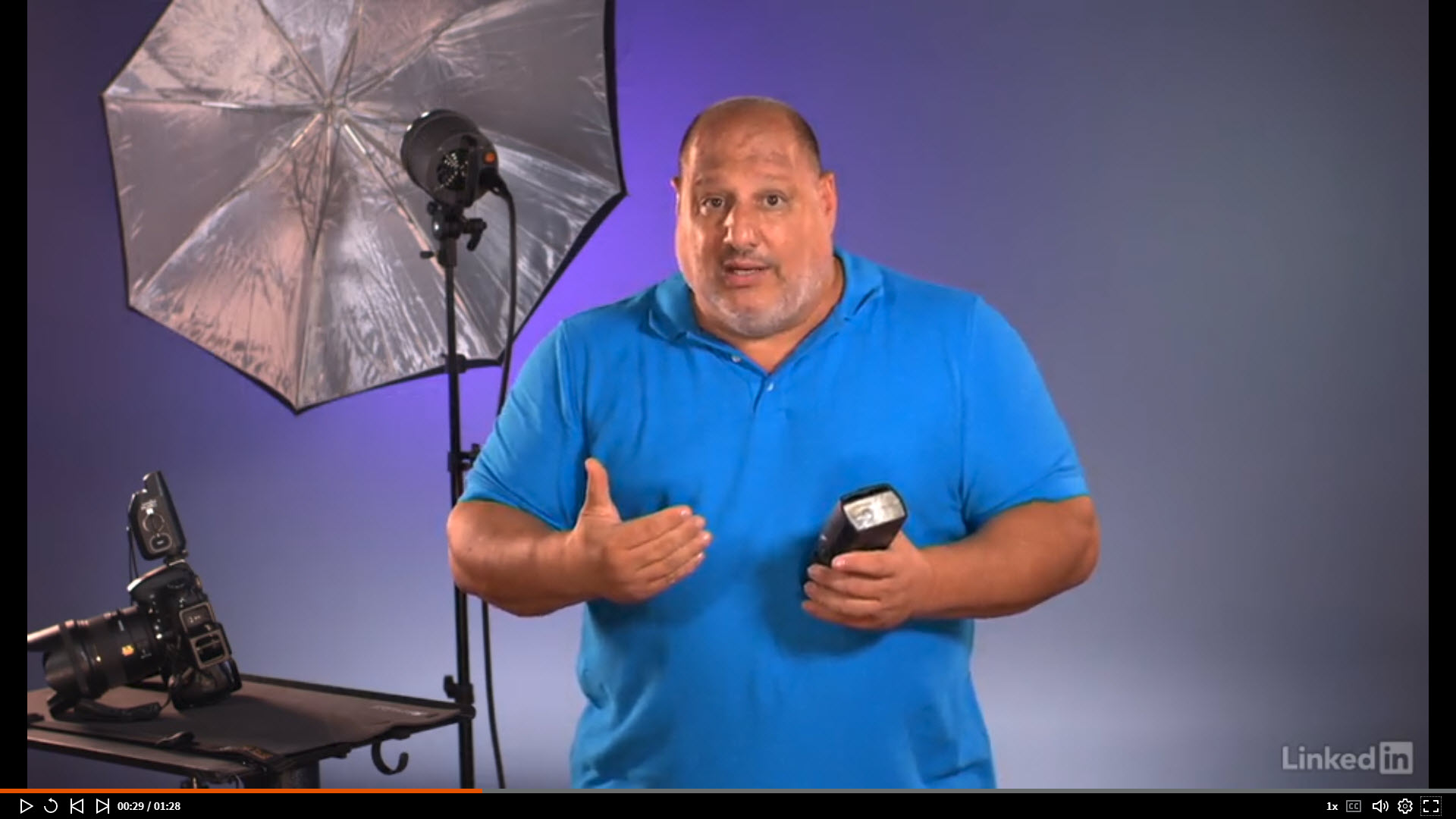Featured-When to use studio strobe lighting