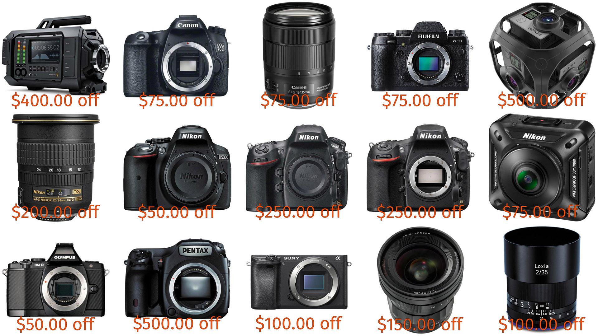 Photofocus Partner MPB Black Friday Deals