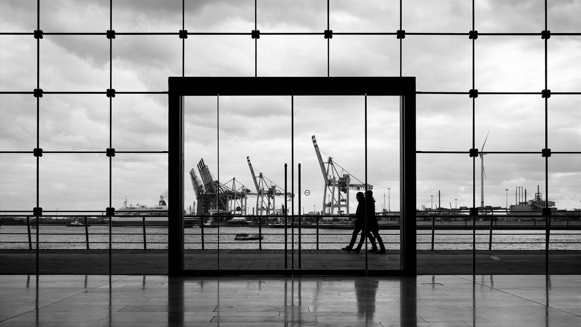 Photofocus Photographer of the Day Jens with Hafen, Hamburg, Germany. Travel