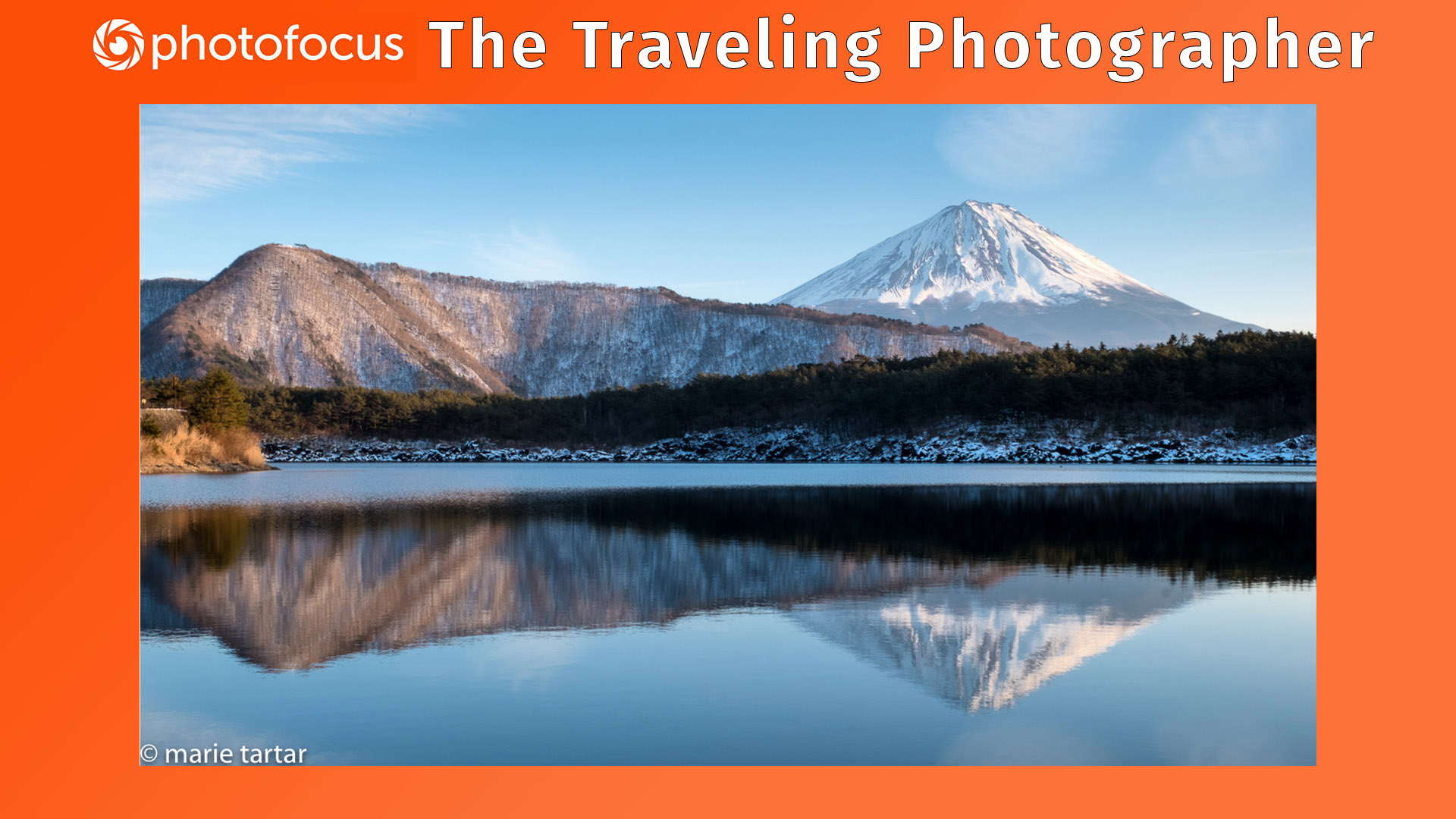Photofocus Traveling Photographer Frame 2