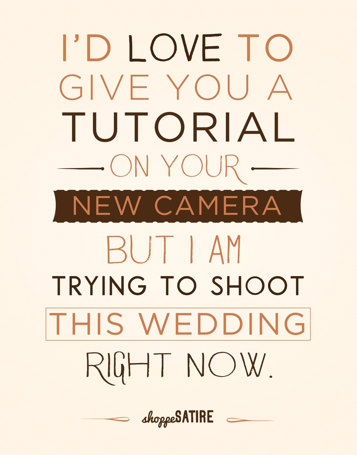 Shoppe Designs wedding wisdom