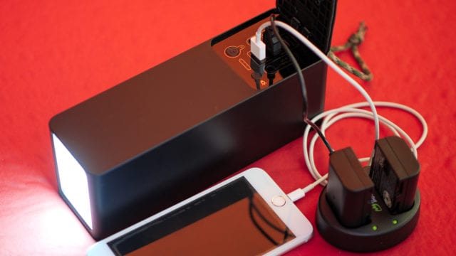 Gear Review: iForway PowerElf Portable Power Station