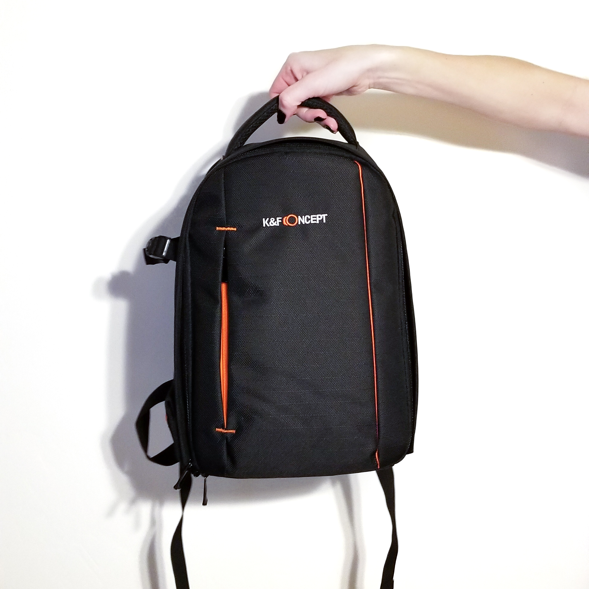 Gear Review  K F Concepts Small DSLR Camera Backpack for Travel ...