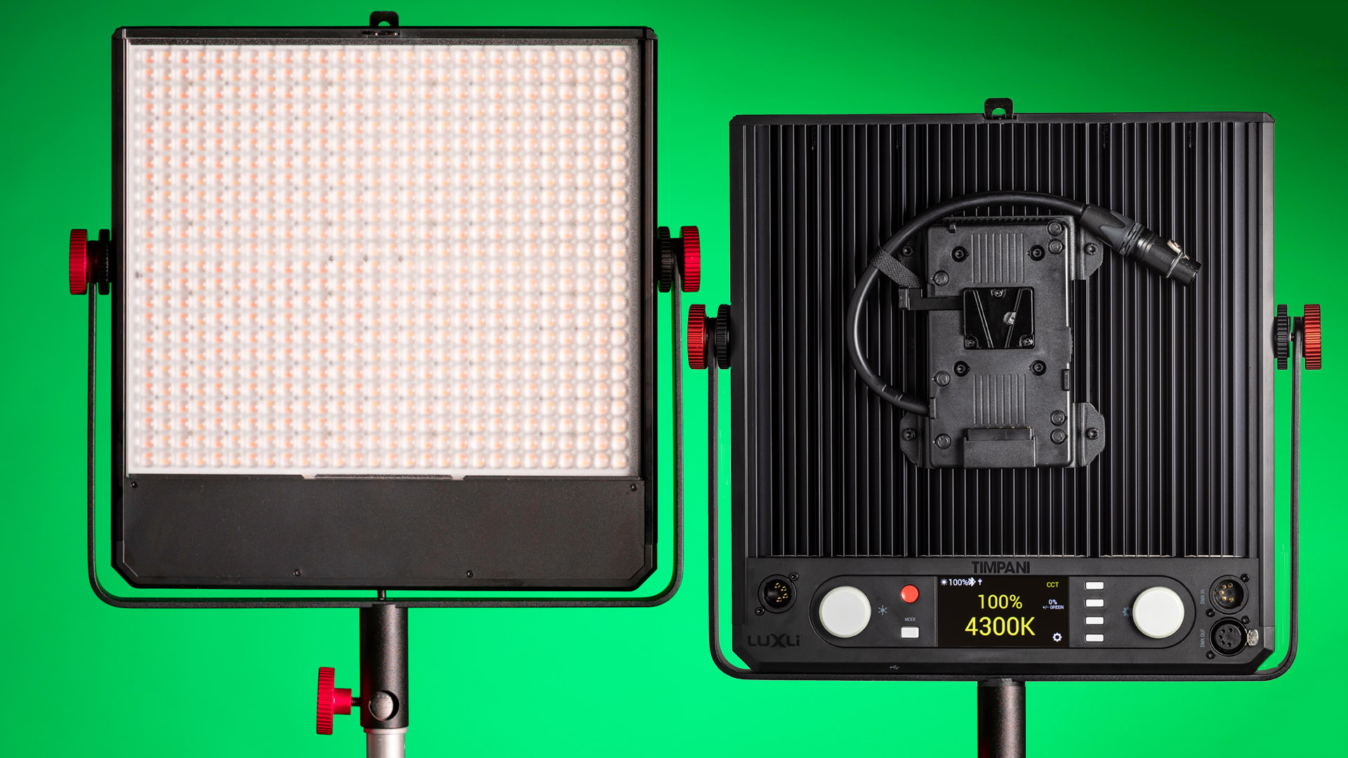 In-depth: Luxli's Timpani LED ultra versatile luminaire