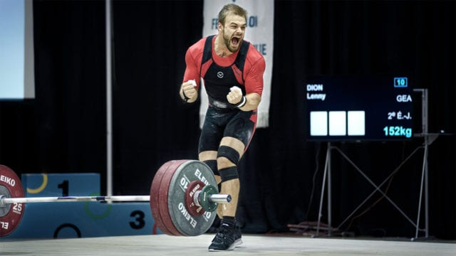 Timing the power — how to photograph Olympic Weightlifting