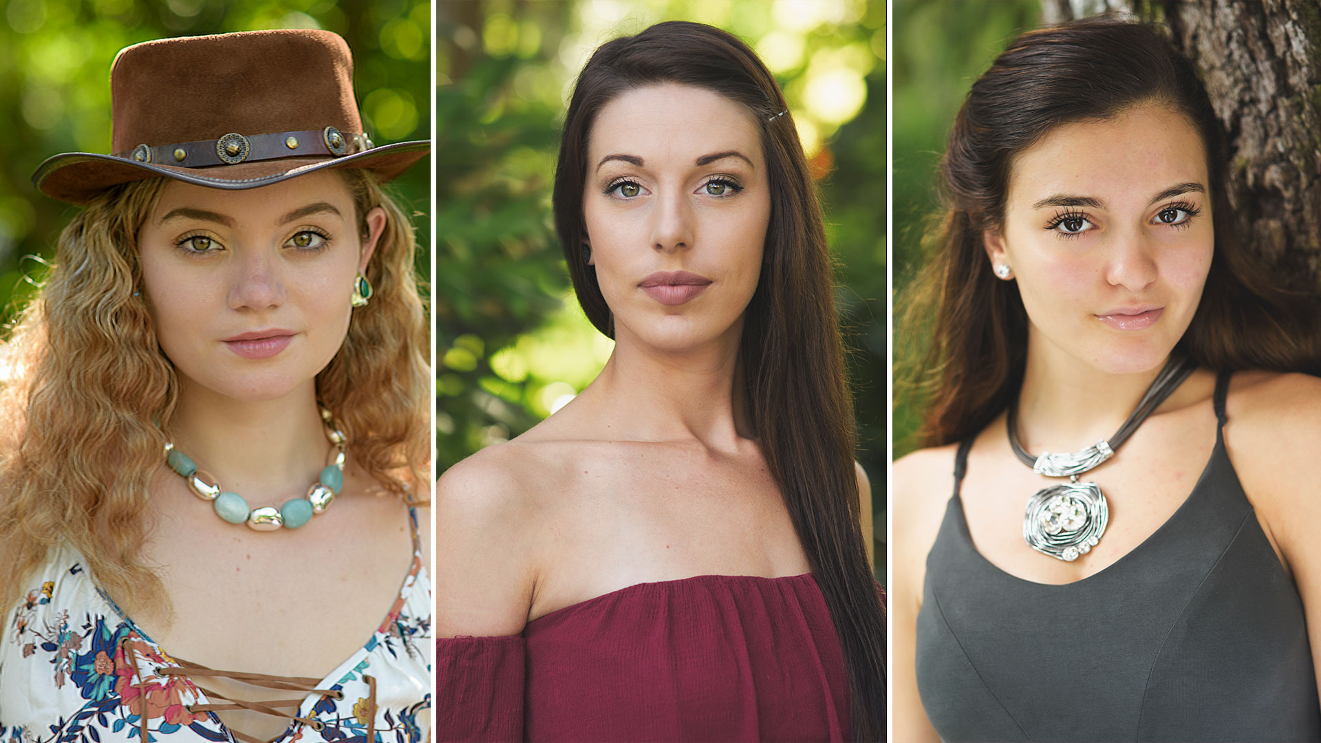 Portrait photographers Save time, crop in camera