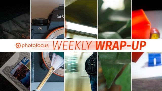 Weekly Wrap Up: December 9-15, 2018