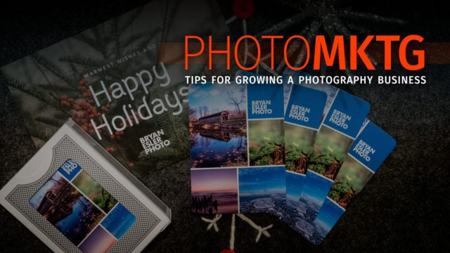 Photography Marketing: 10 client gift ideas to cap off the year
