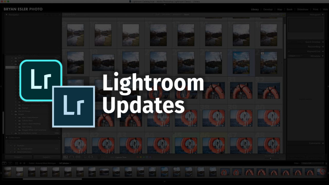 Adobe releases updates to Lightroom Classic, CC | Photofocus