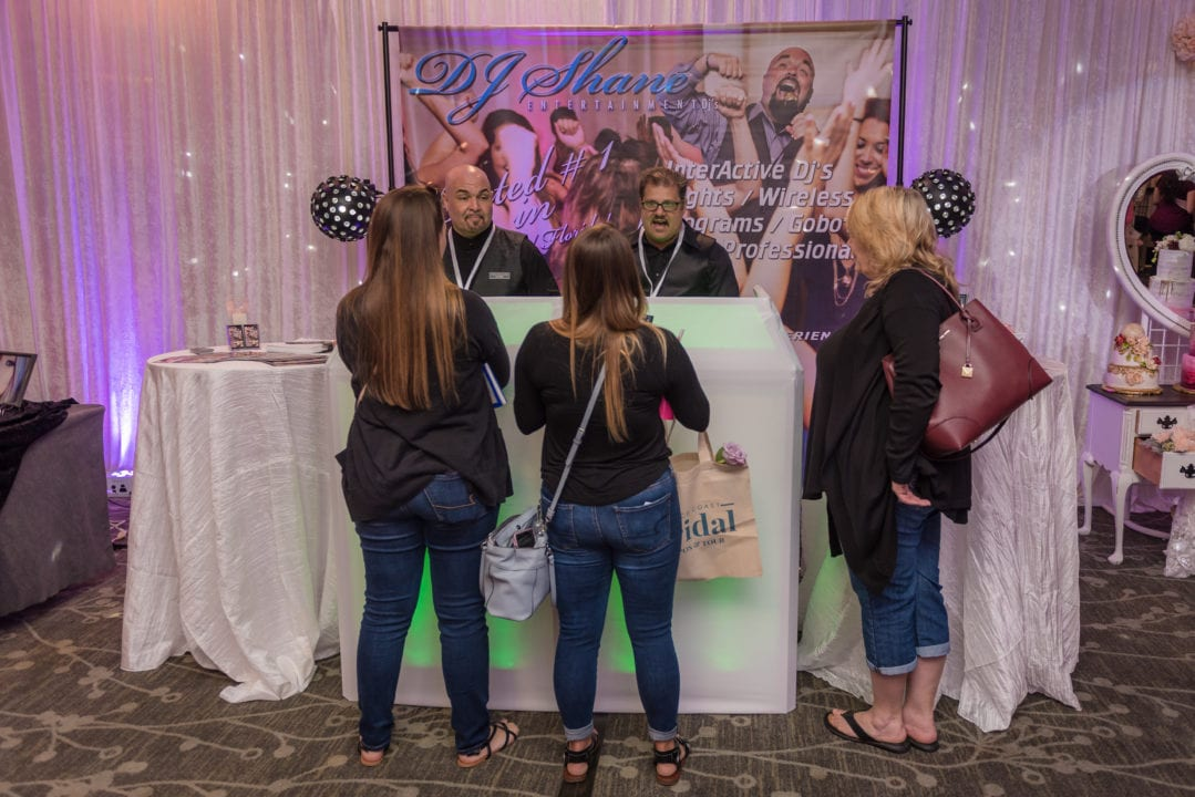 Are bridal shows worth attending for photographers?
