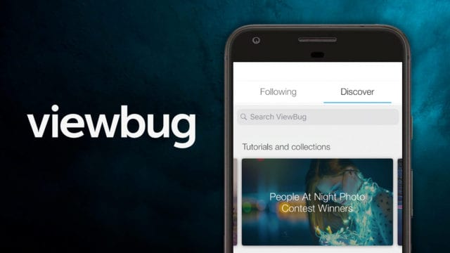ViewBug launches Android app