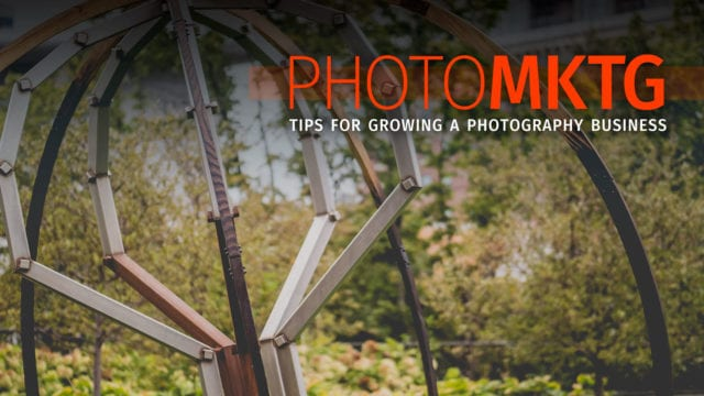Photography Marketing: Consistency in branding
