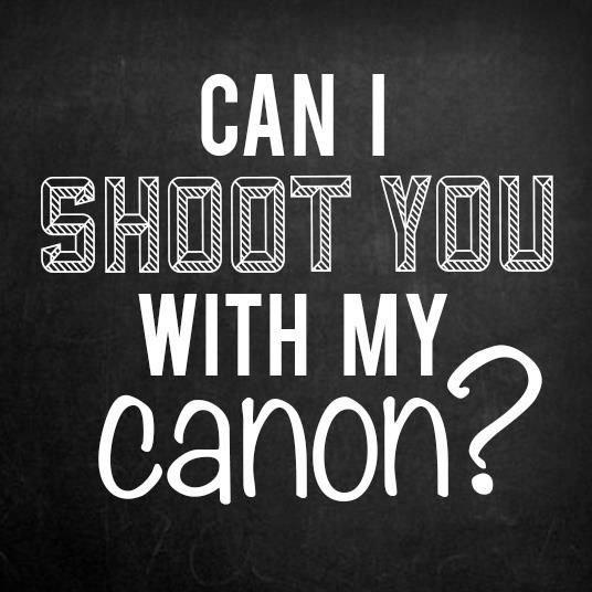 Sunday Comics Canon fire