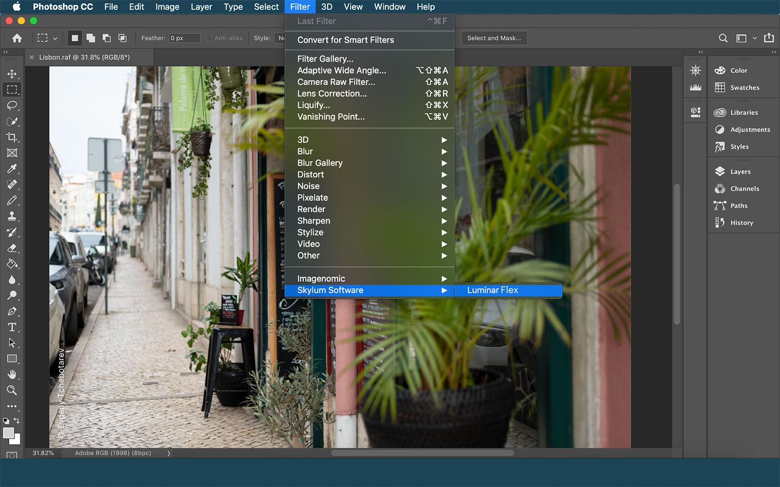 Skylum announces Luminar Flex to extend a photographer's editing