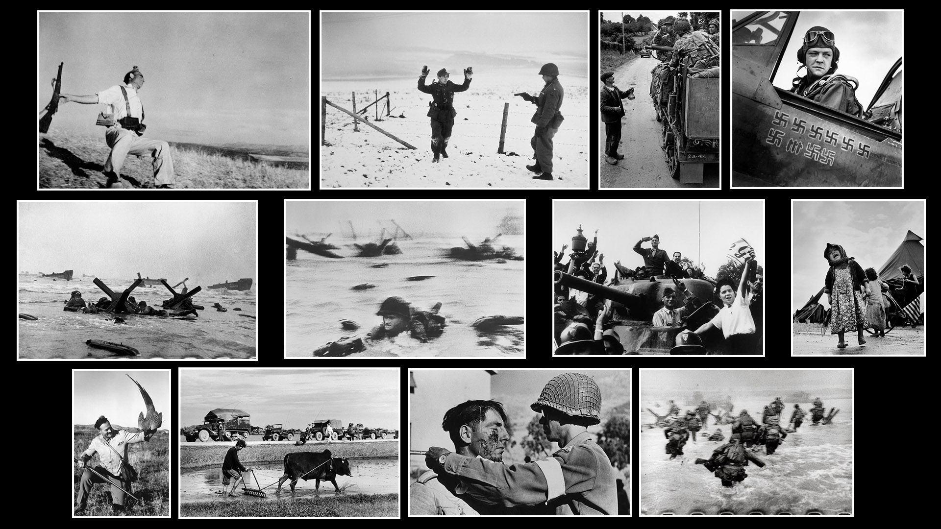 On Photography: The photos of Robert Capa