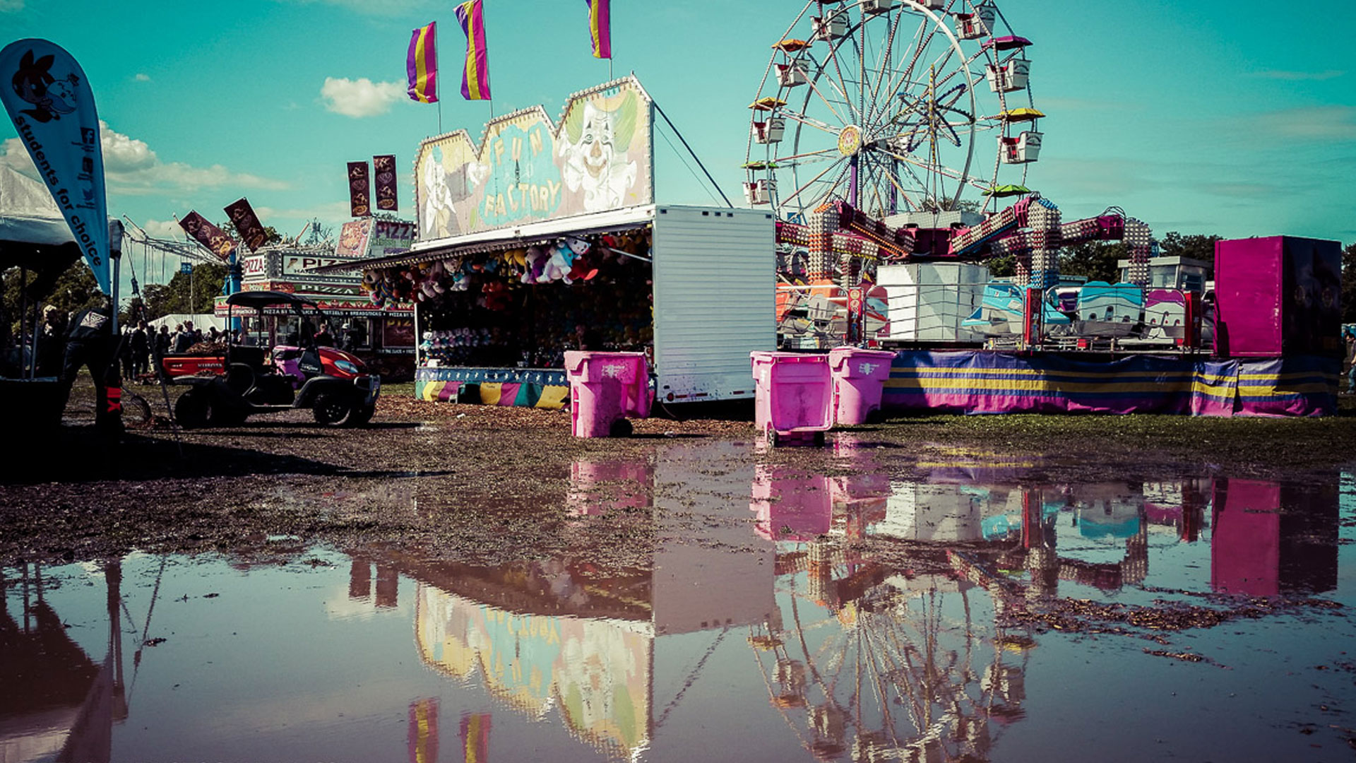 photographing carnivals fairs festivals
