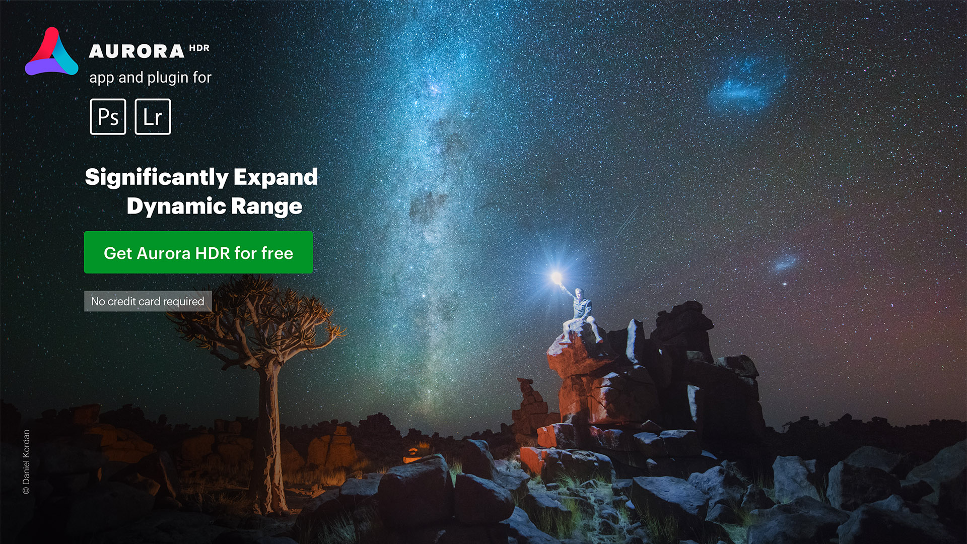 Free trial for Aurora HDR 2019