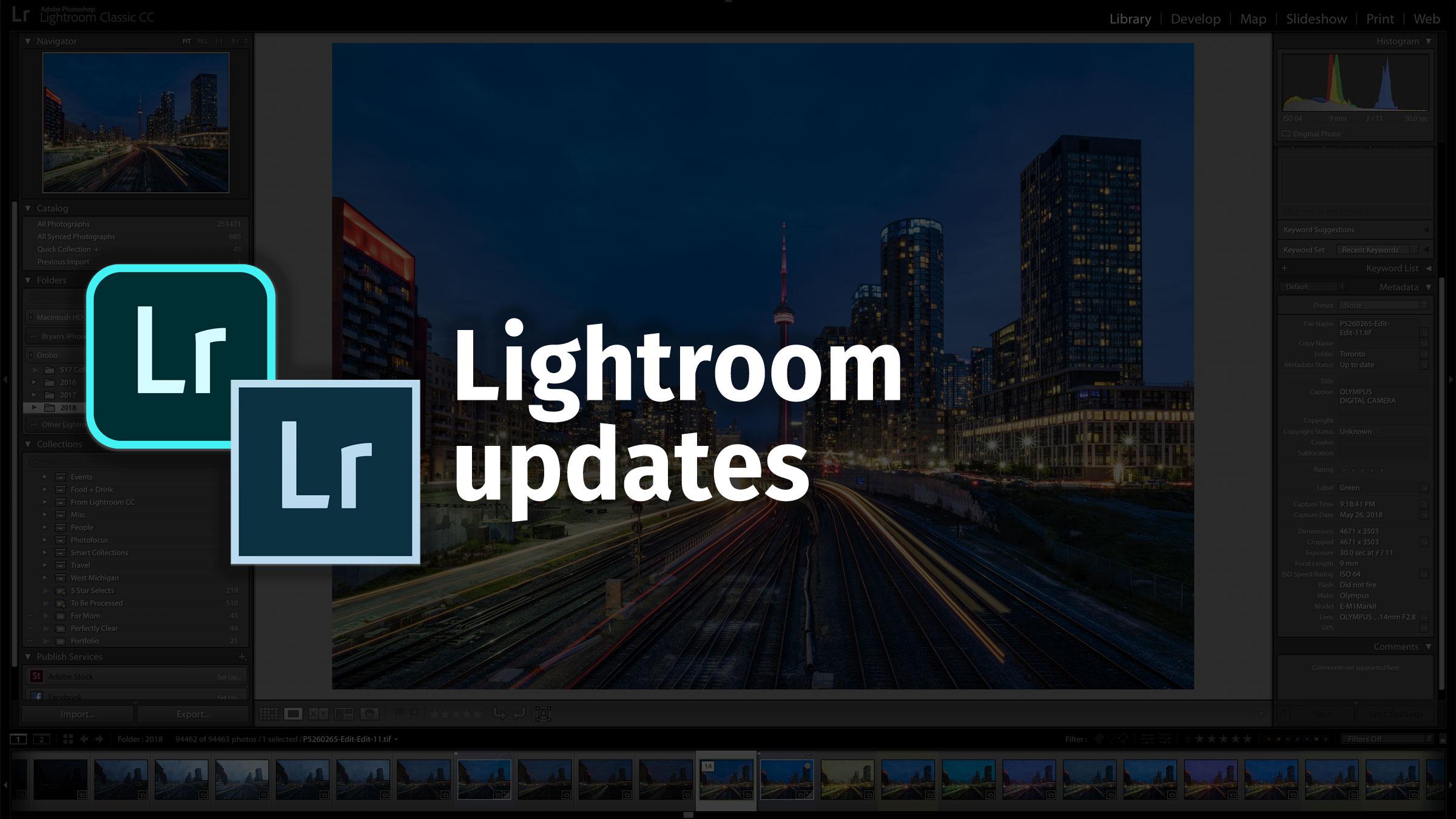 lr-updates