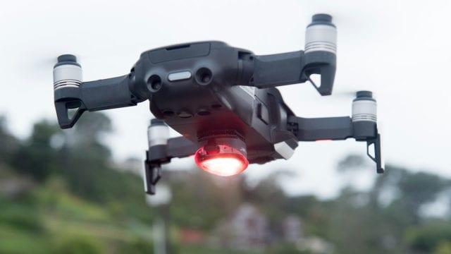 Lume Cube debuts STROBE anti-collision drone light