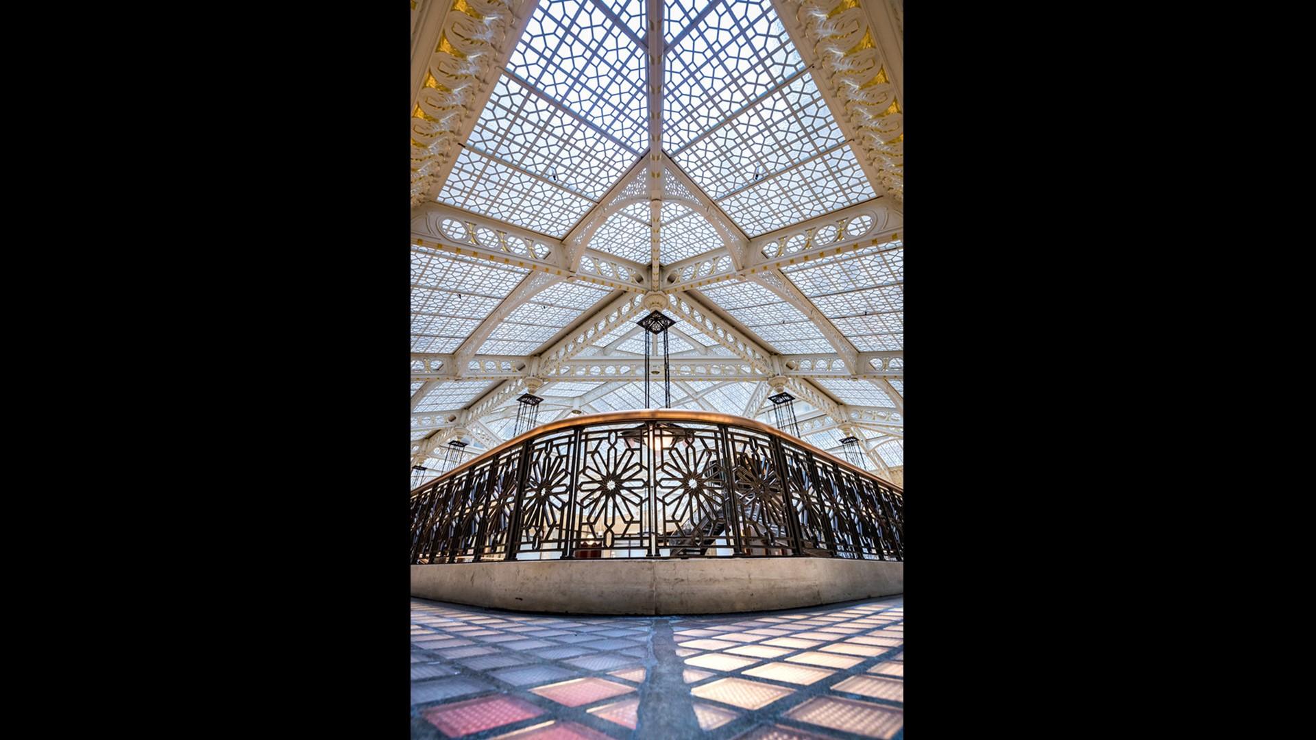 Architecture | Photographer: Jeff GoldbergCurator: Steven Inglima
