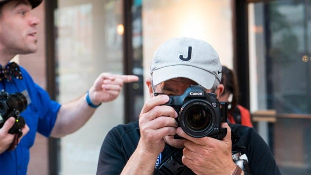 How to maximize your time and value at a photography conference