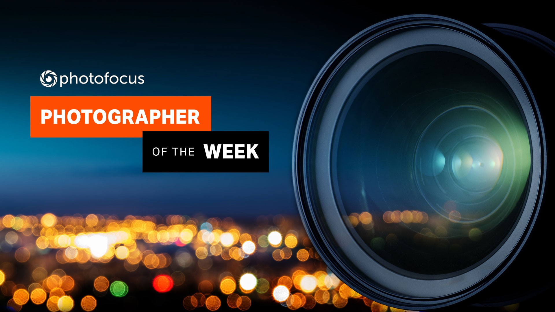 And the Photofocus Photographer of the Week is...