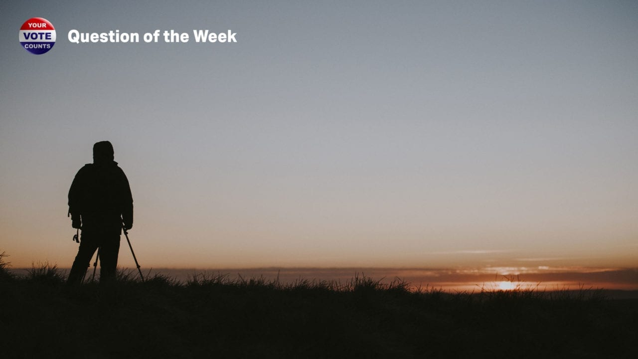 Question of the Week: What subjects are you photographing while social distancing?
