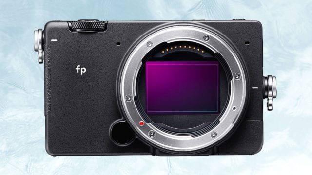 Sigma announces pocketable full-frame mirrorless camera