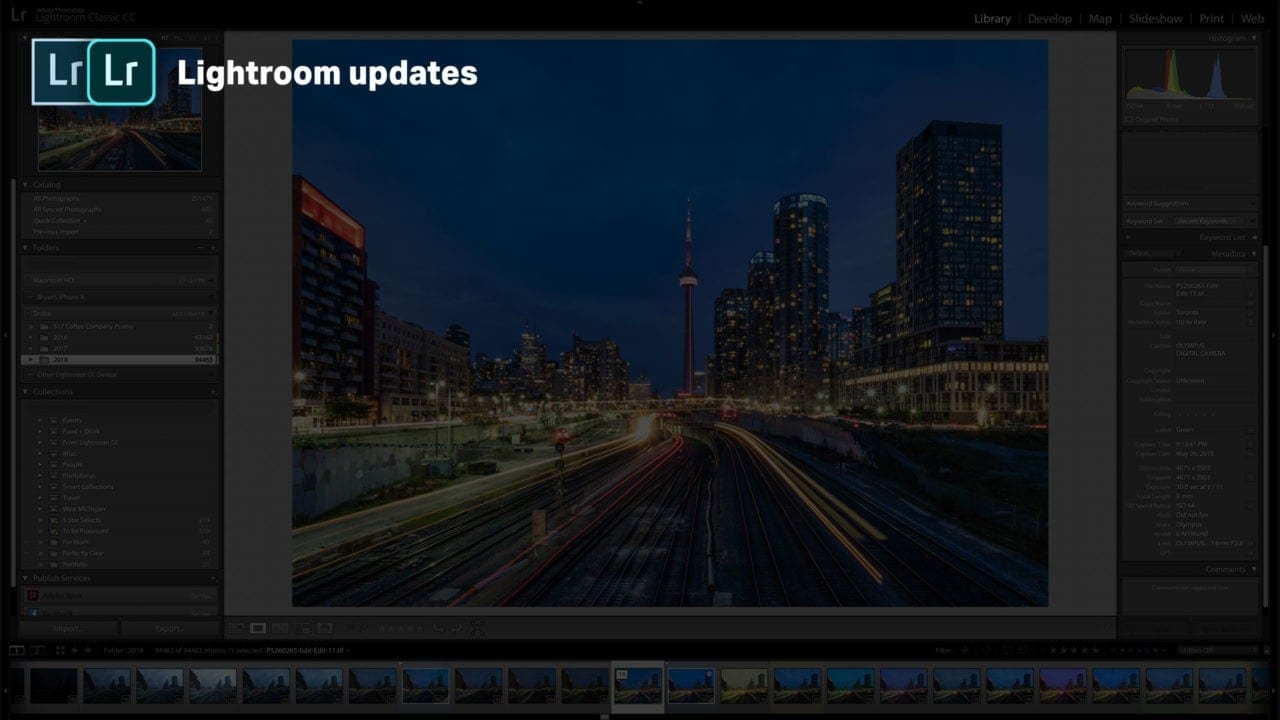 Adobe brings Direct Import to Lightroom on iOS