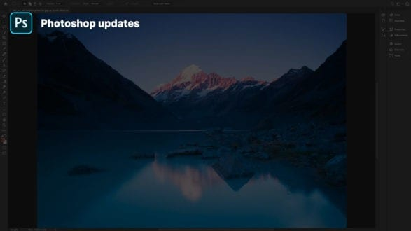 Photoshop-Updates